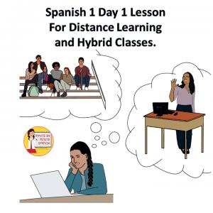 Hybrid Day 1 Lesson