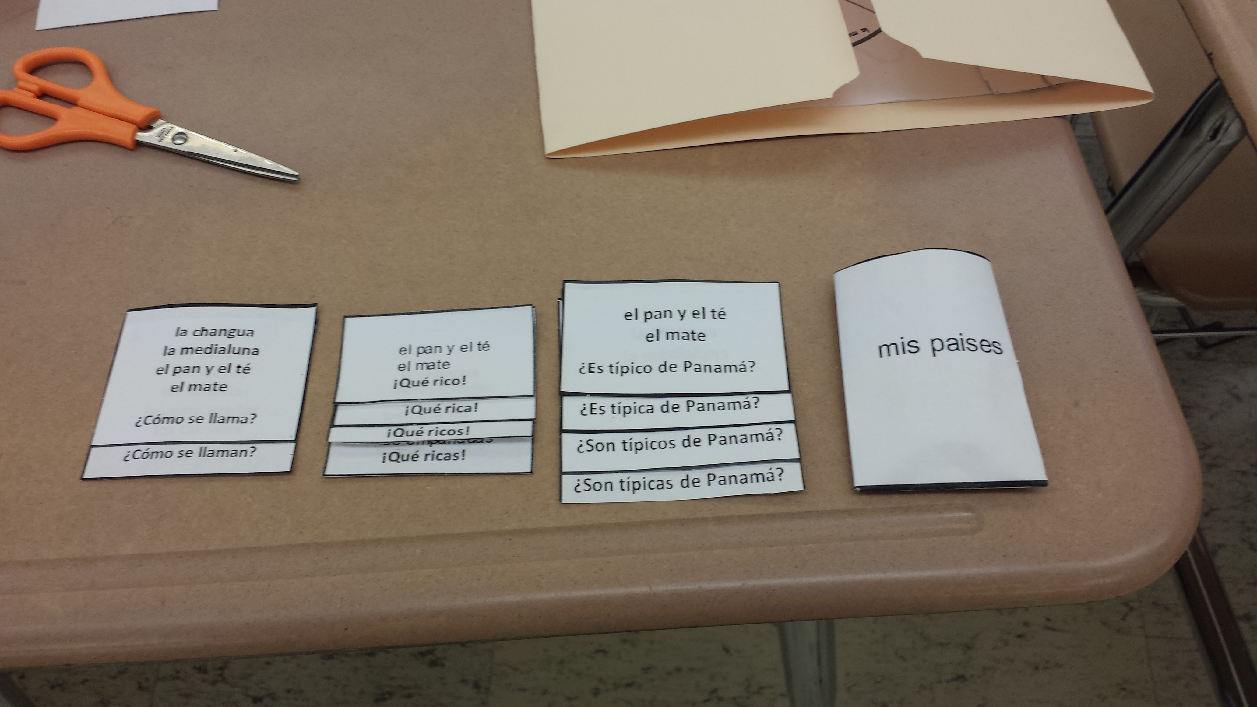 Flip Books for Indirectly Teaching major grammar points!