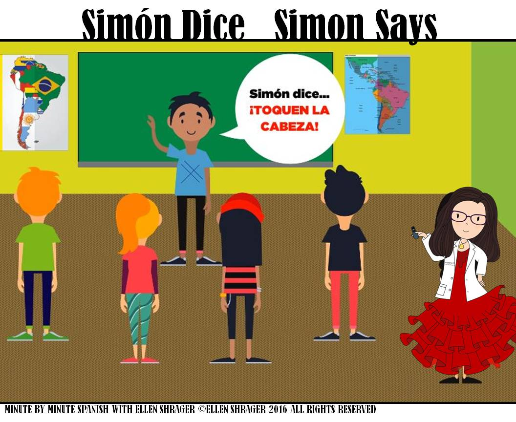 Simon Says Parenting
