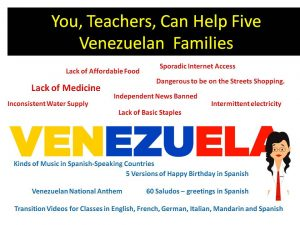 You can help some families with your TeacherspayTeachers puchases of MBM Videos.