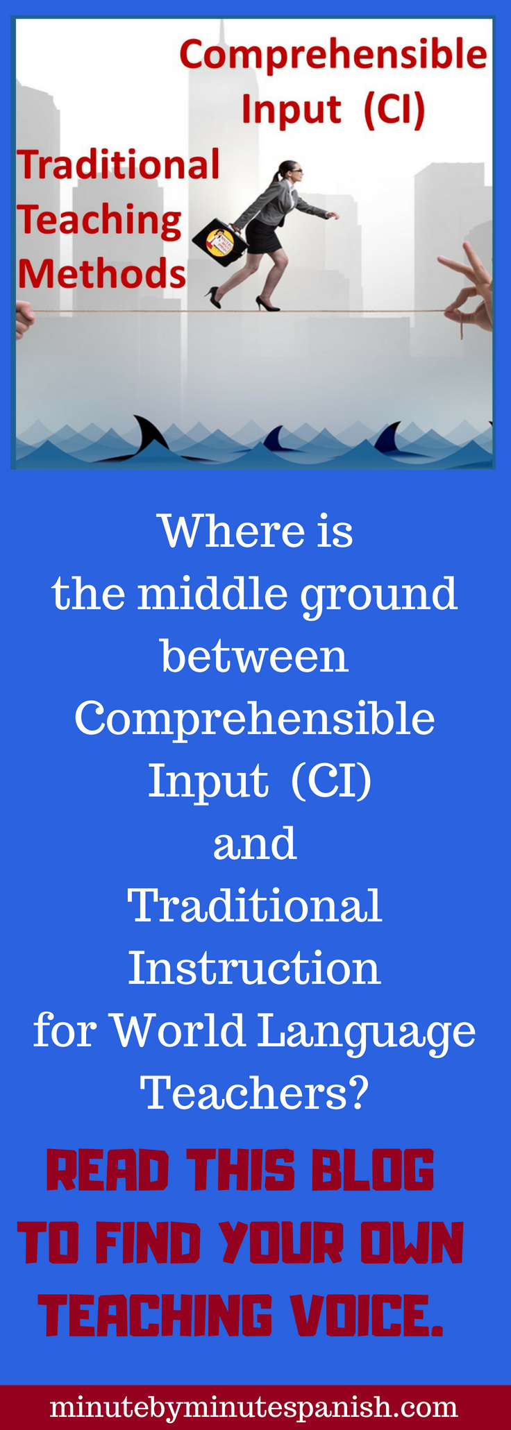Is there a middle ground between traditional instruction and comprehensible input?