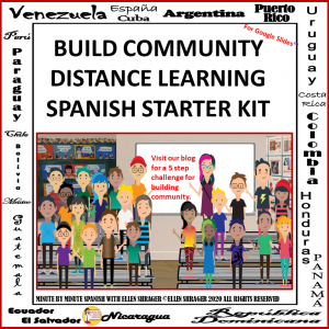 DISTANCE LEARNING BUILD COMMUNITY